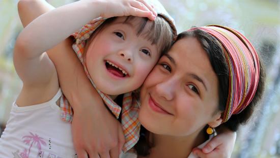 子どももママも笑顔