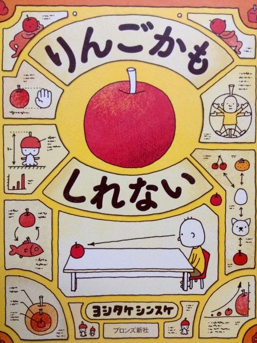 リンゴかもしれない