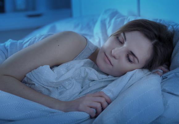 上質な睡眠をとり妊活をしている女性