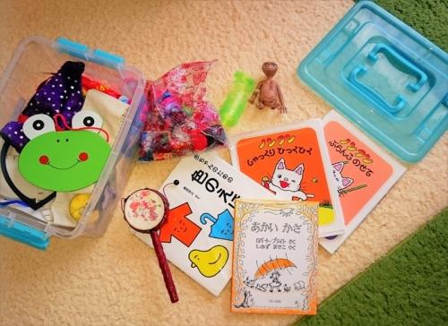 おもちゃや絵本