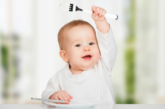 便秘気味の離乳食中期時期の赤ちゃん