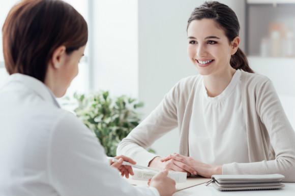 妊活前から検診などをしっかりとうけて健康な体を意識している女性