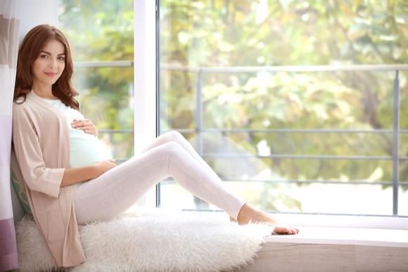 胎教を取り入れて効果を期待している妊婦さん