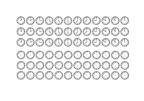 身支度に役立つイラストの作り方の手順
