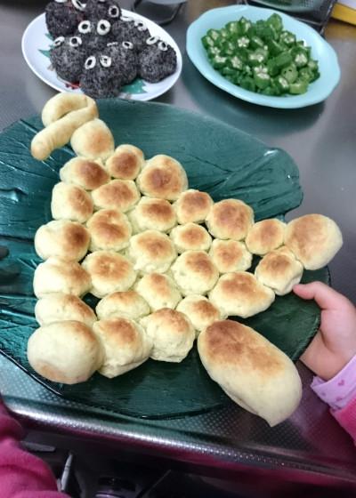 【ツリーパン】完成図