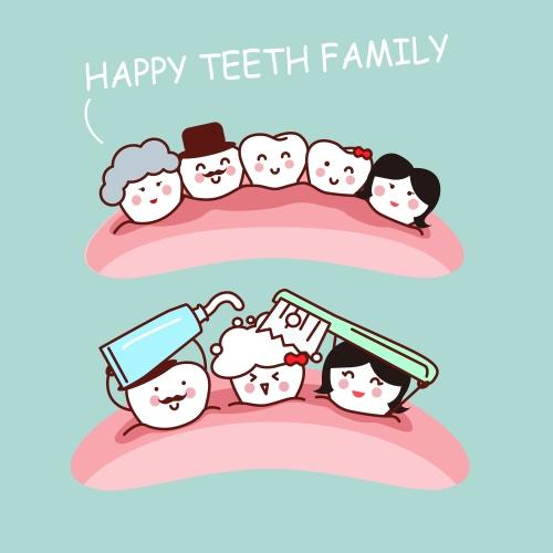 W500Q100_歯の家族2
