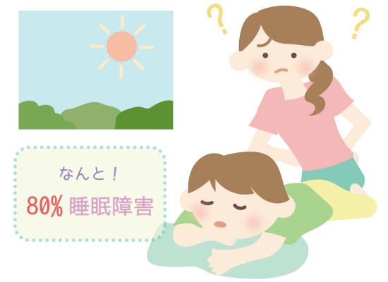 過眠症の子供402