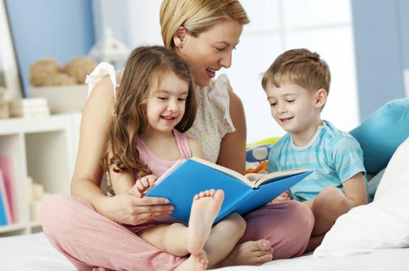 絵本で学ぶ親子