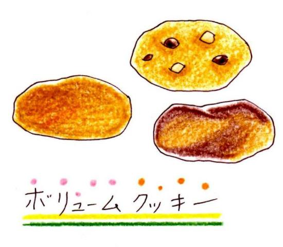 白玉粉のクッキー64854