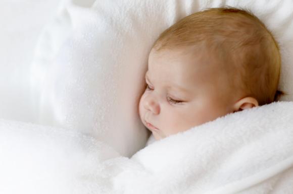 あまり泣かない赤ちゃん