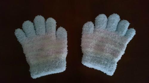 子供の手袋一組-27986
