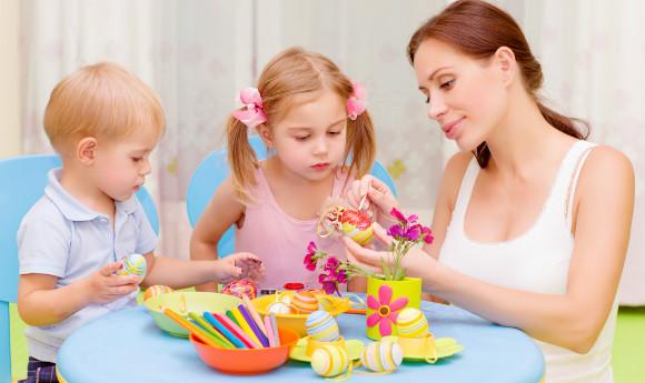 子供に栄養について教えて子供の好き嫌いを少なくしていこうと努力しているママ