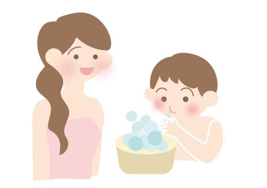 お風呂でブクブク泡実験-1104-4