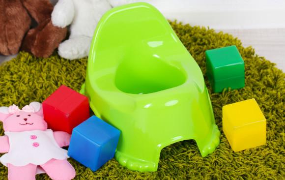 赤ちゃんのトイレトレーニングに関する物