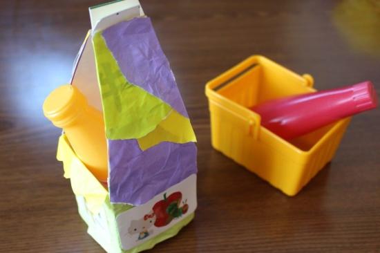 牛乳パックのおもちゃ1006-6