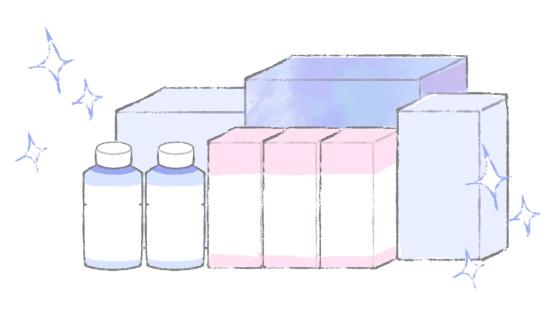 液体ミルクは保存が出来る