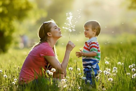 免疫アップで子供の体を丈夫にしたいなと思っているママ