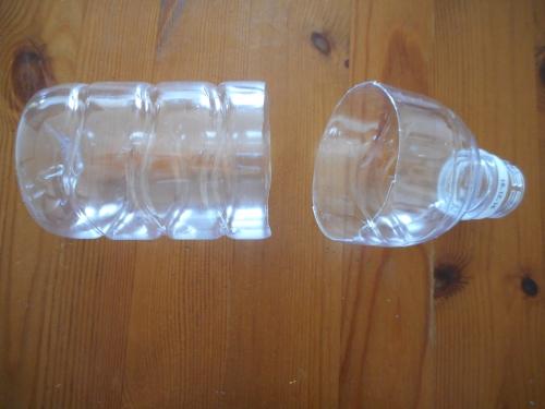 玉入れペットボトルの作り方の手順1