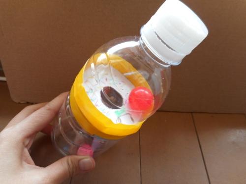 玉入れペットボトルの作り方の手順3