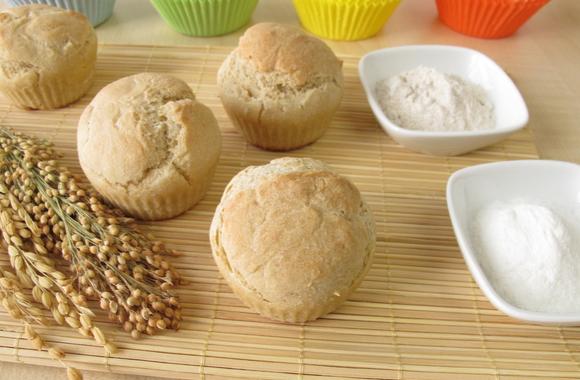 手作り米粉パン