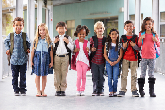 学童保育の様子