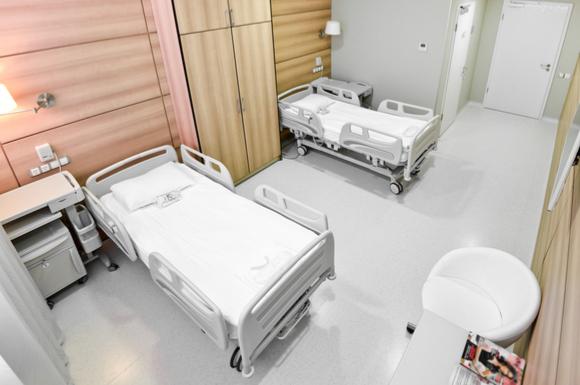 出産入院するときの大部屋の病室
