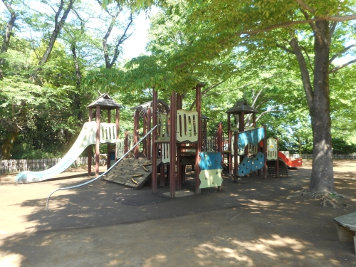 生田緑地公園の景色画像2