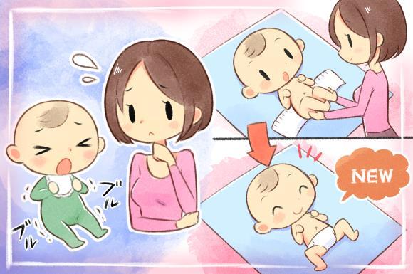 赤ちゃん しゃっくり 止める 方法