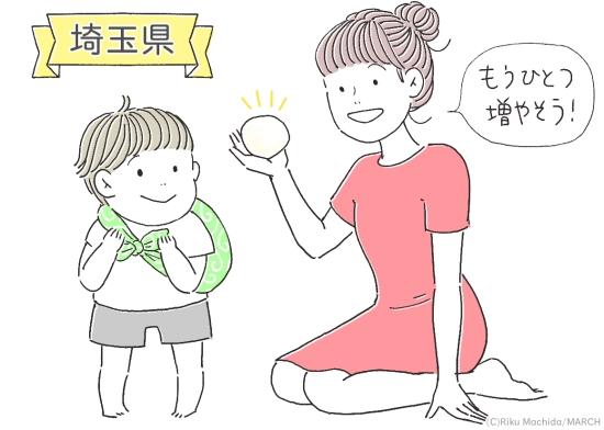 埼玉県の一升餅のやり方 11462