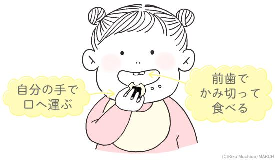 離乳食完了期の目安