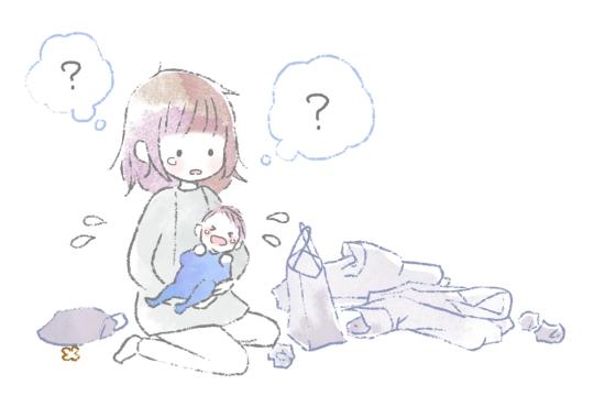 ママ自身の心の変化