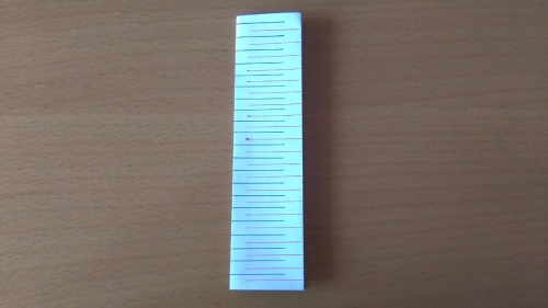折り紙で天の川を作る手順4
