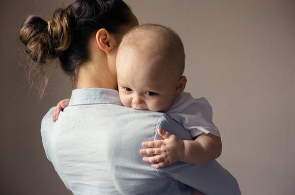専業主婦が育児で辛い様子