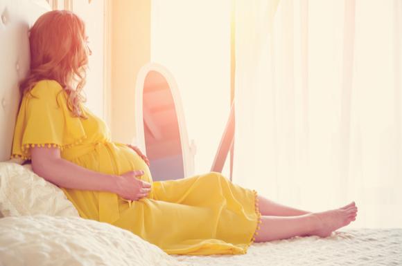 妊娠初期に前置胎盤だと伝えられた妊婦さん
