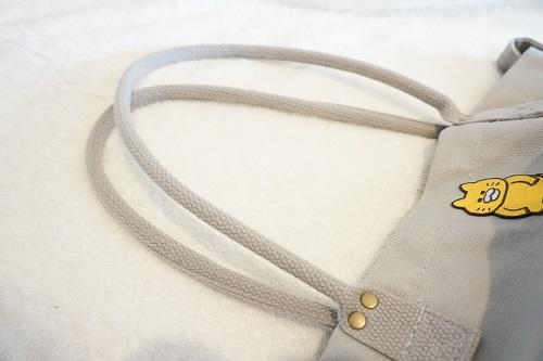 ニトリのマザーズバッグの紐部分