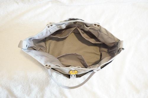 ニトリのマザーズバッグの内側のポケット