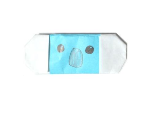 折り紙コアラ