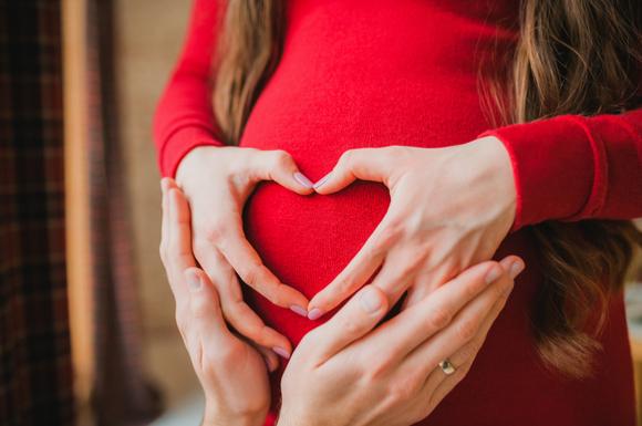 妊娠10ヶ月の臨月頃の妊婦さんの様子