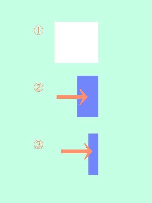 折り紙で天の川を作る手順