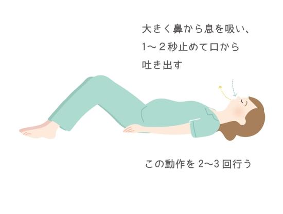 胸式呼吸10176