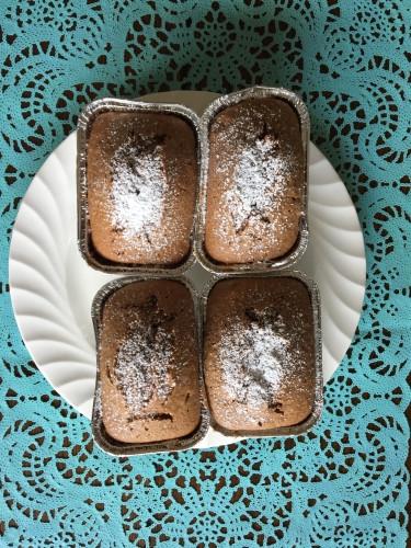 ホケミチョコパウンドケーキ