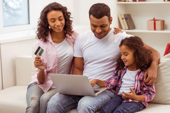 まいど子でもカードを使っている家族