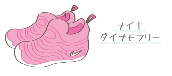 ナイキ ダイナモフリー