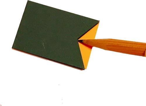 ハロウィン用ロゴガーランドの作り方手順