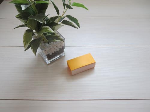 折り紙でお寿司を折る折り方の手順の画像