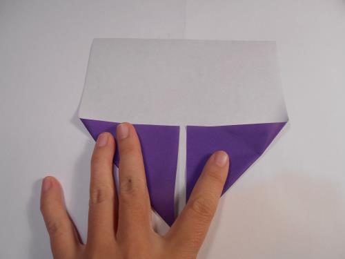 """折り紙で朝顔を折る折り方の手順画像"""" width="""