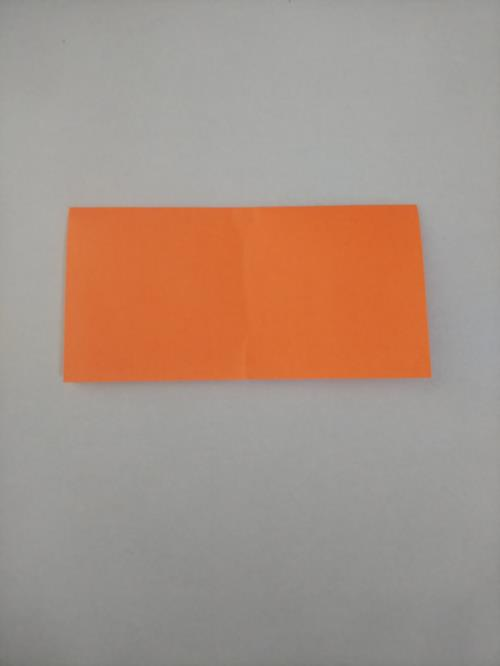 折り紙で家を折る折り方の手順画像