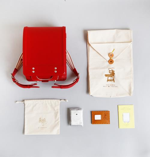 土屋鞄ランドセルの同梱品の画像