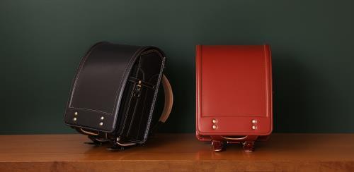土屋鞄ランドセル牛革アンティークモデル画像
