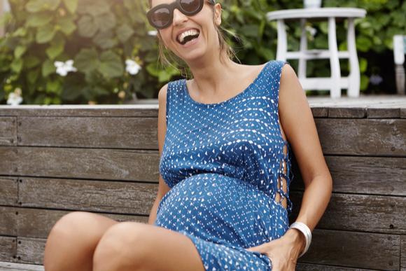 妊娠中のイライラを上手く解消できている妊婦さん